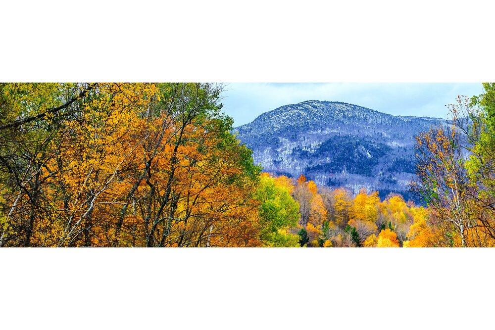 A Season of Change, Green Mountains, Vermont