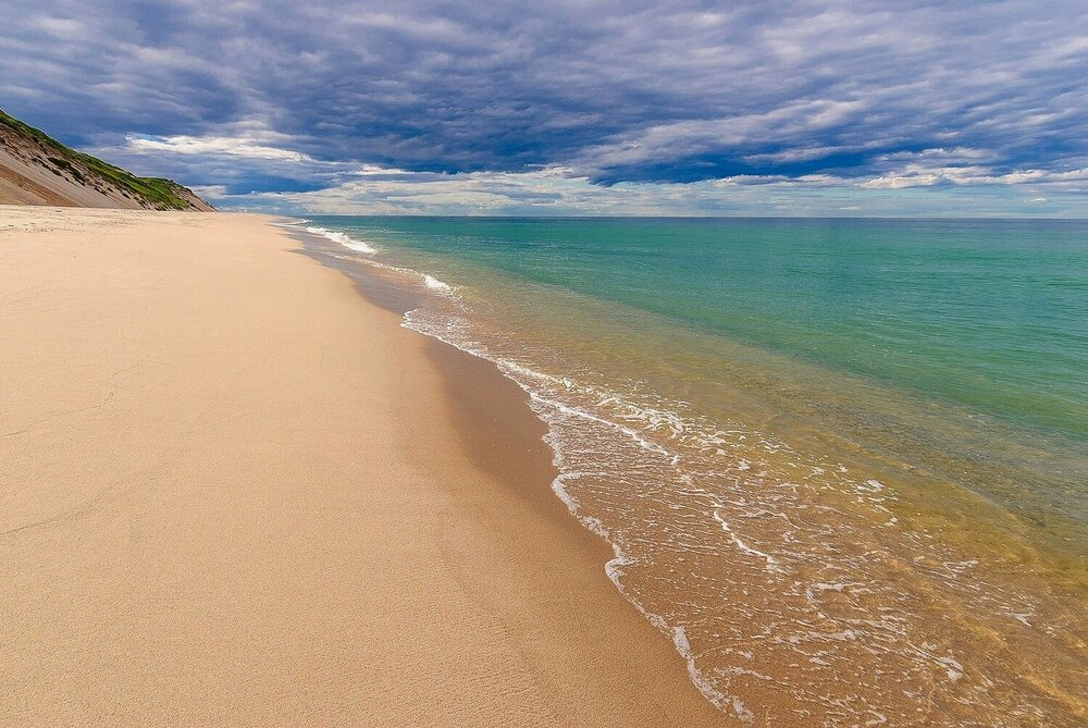 Cape Cod Summer Morning - Cape Cod National Seashore, Massachusetts
