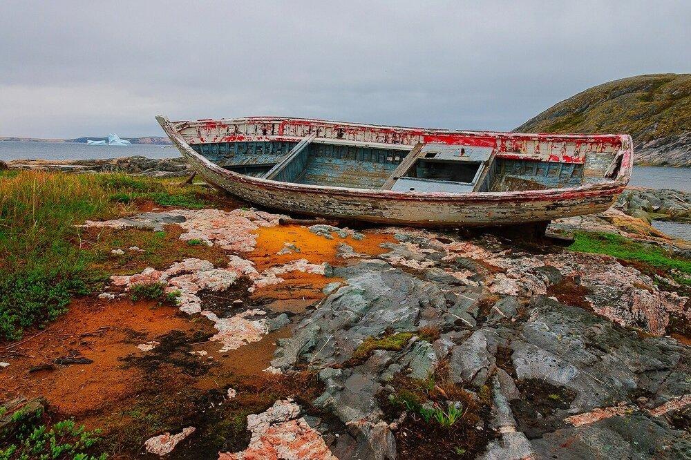 The Dory - Battle Harbour, Labrador