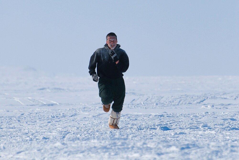 The Fast Runner - Puvirnituq, Nunavik, Canadian Arctic