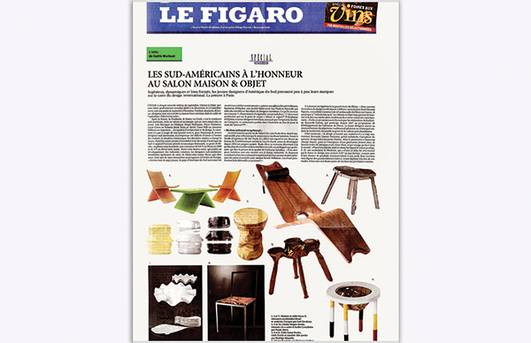 Le Figaro | Paris | 2010