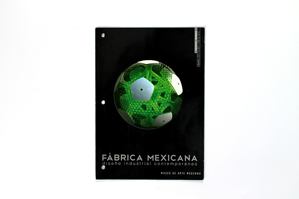 Fabrica Mexicana DI Contemporáneo | Folleto | 2011 | México