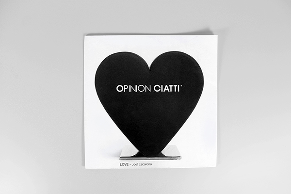 Opinion Ciatti - Milan 2012 Folleto