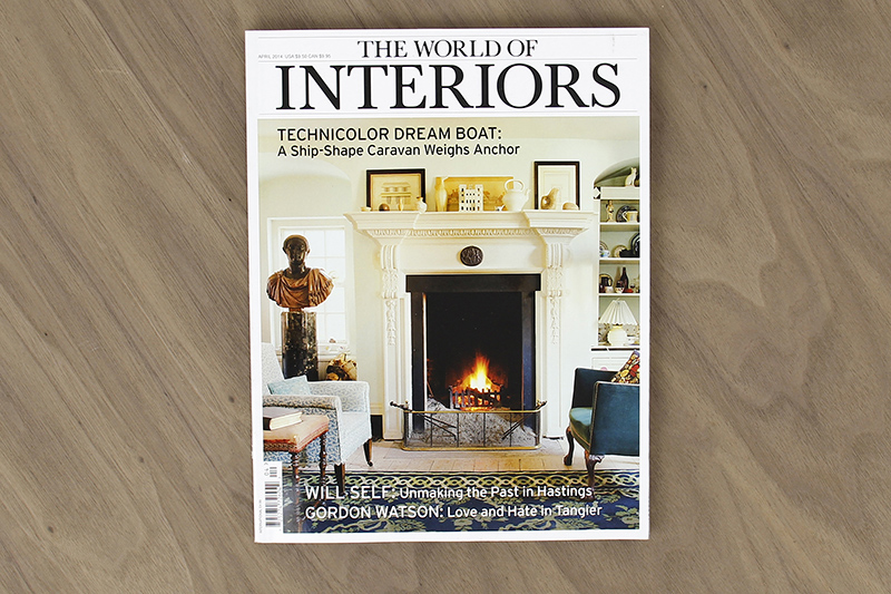 The world of interiors | 2014 | USA
