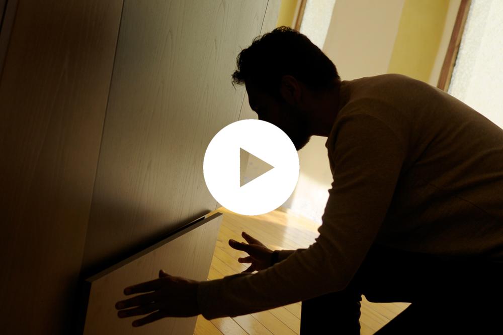 Videoclip promocional de Booleanos para Roche Bobois. Enero — 2016