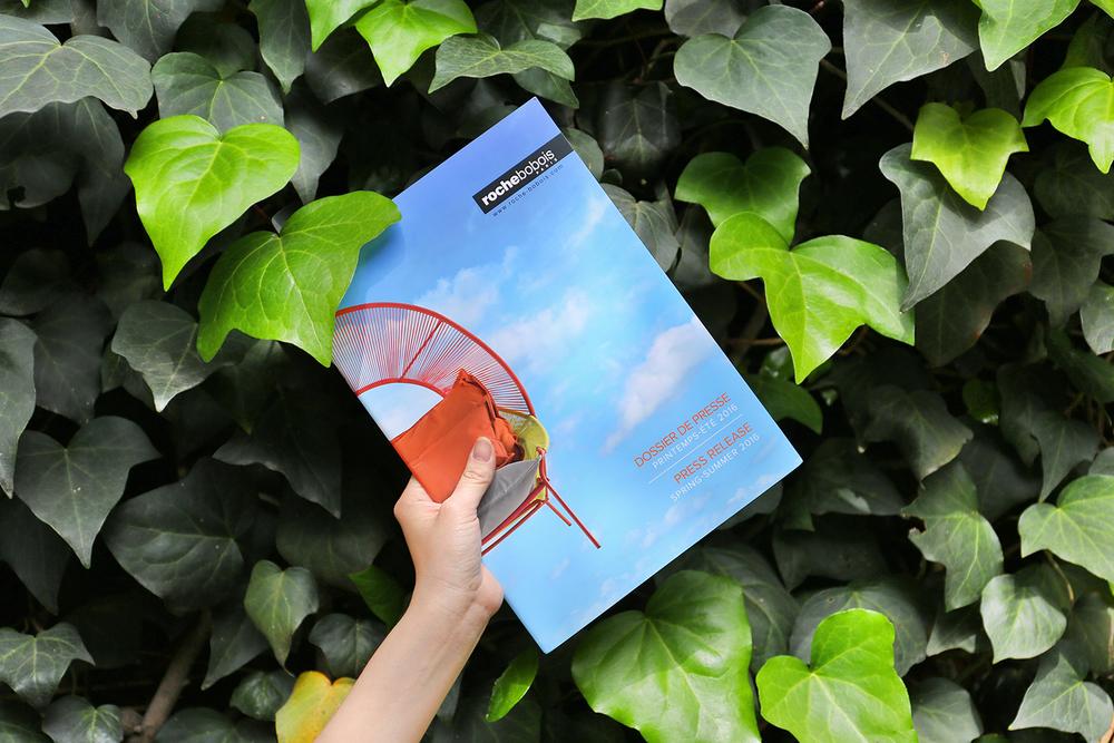 Roche Bobois Spring Catalog featuring new products Primavera Verano 2016
