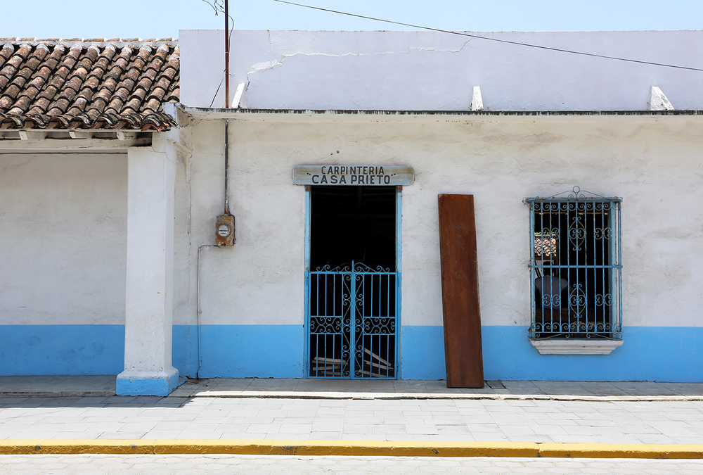 Carpintería Casa Prieto