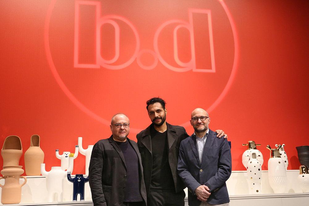 DALIA By Joel Escalona for BD Barcelon — Salone del Mobile 2017 – 7.JPG