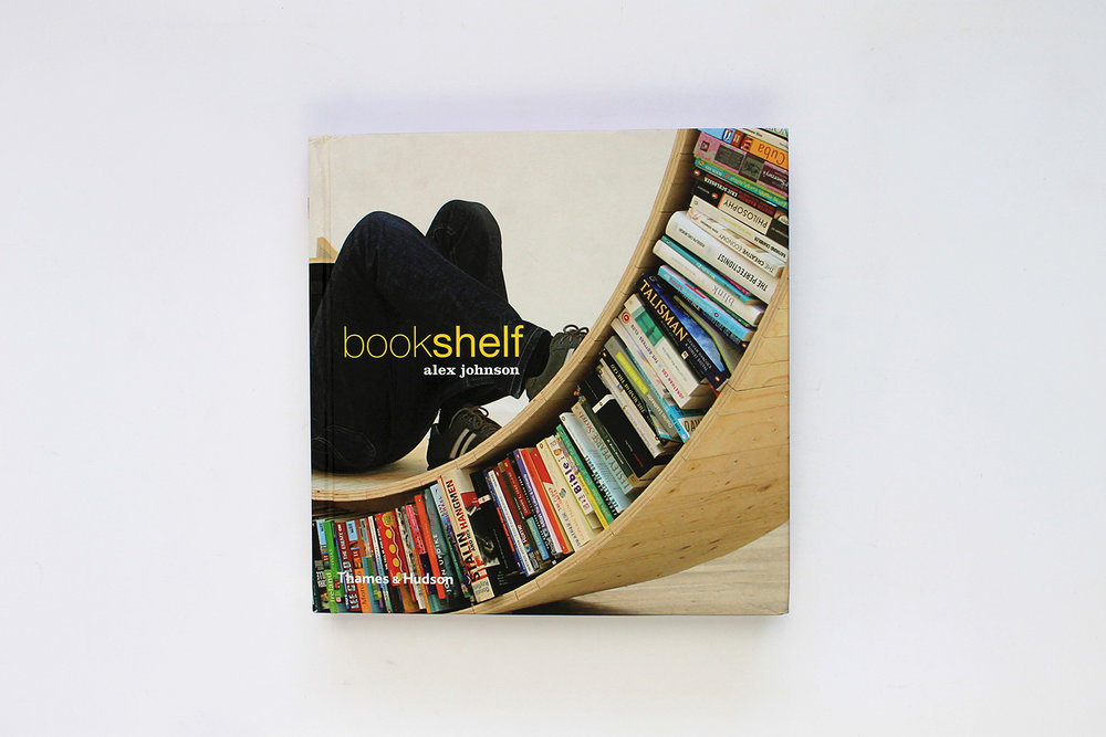 •   Bookshelf  | Autor: Alex Johnson | Editorial: Thames & Hudson | Reino Unido | 2012
