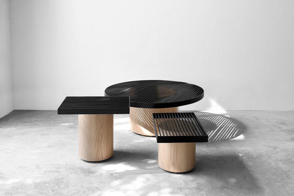 Colección de Mesas