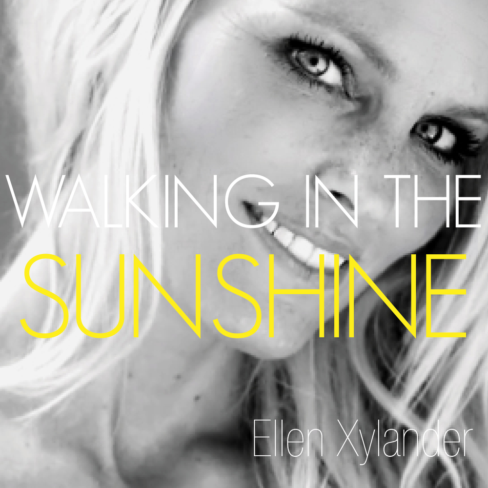 Walking in the sunshine cover