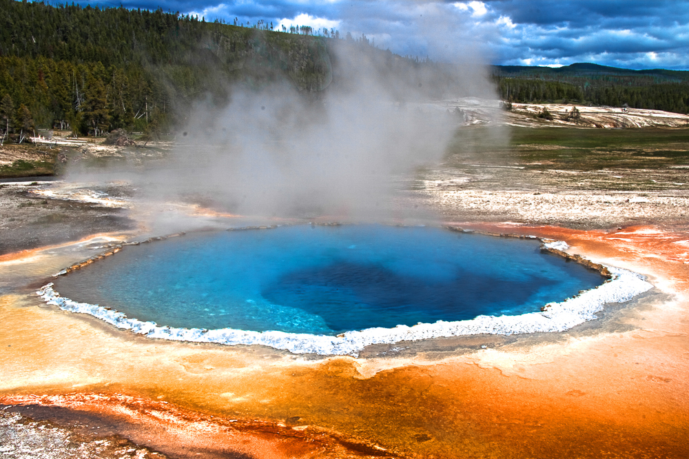 Prismatic - 3, Yellowstone