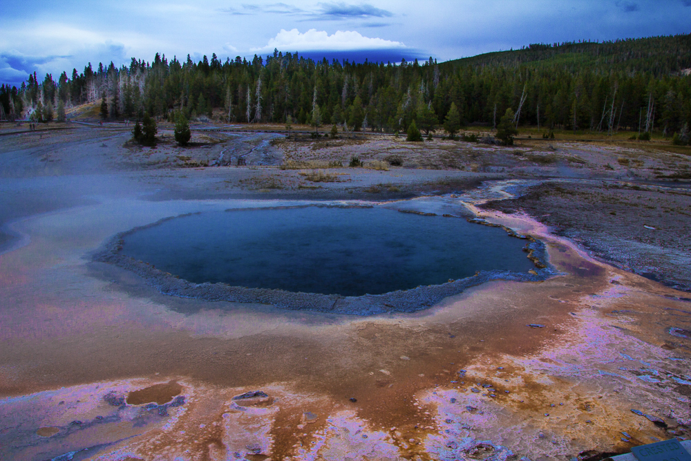 Prismatic - 1, Yellowstone