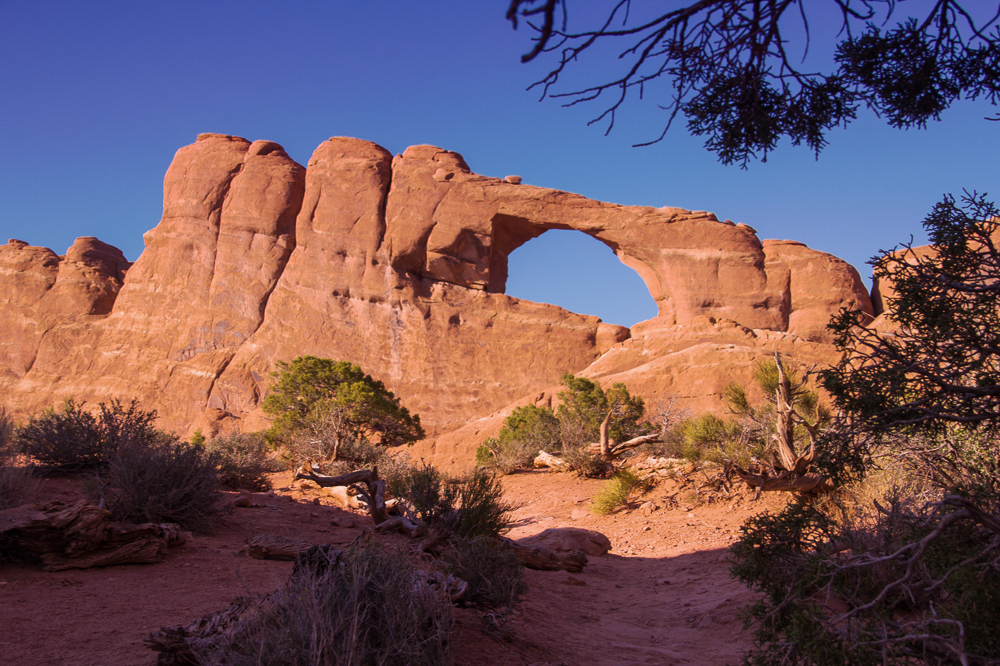 Window Arch, Arches Nat Park