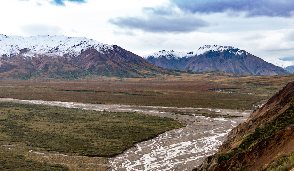 Braided River (the Savage)