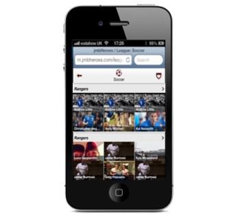 Heroes MultiSport App