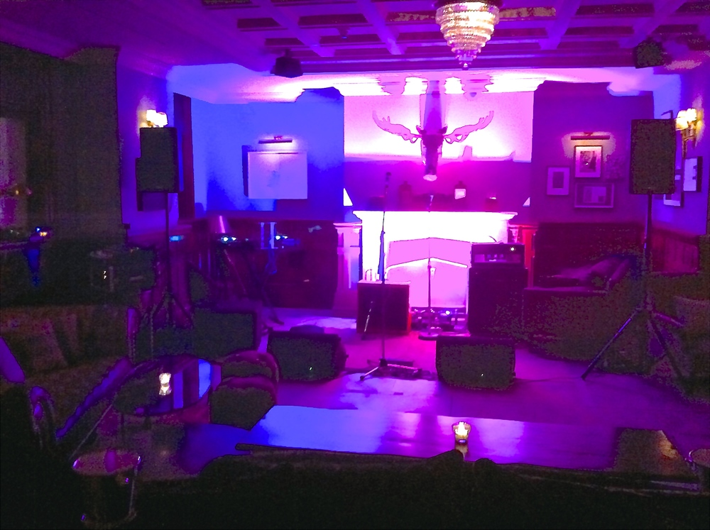 Theophilus London  show,  Soho House , Toronto, Ontario