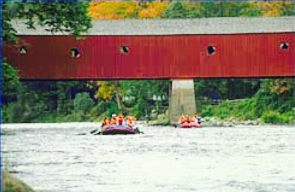 White Water Rafting on the Housatonic River