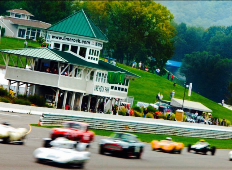 Racing at Lime Rock Park