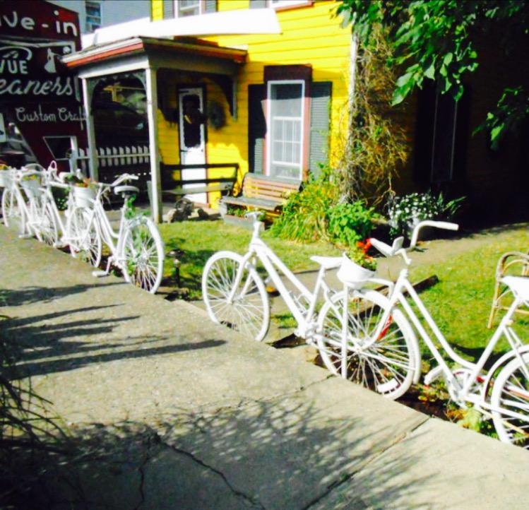 Bike Tour through Historic New Jersey