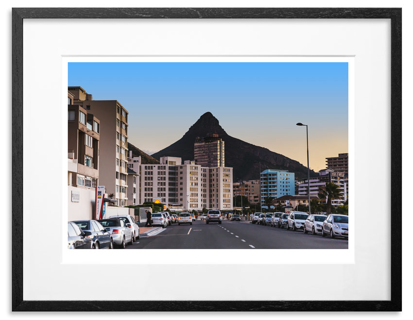 "Cape Town - Street Life Archival Pigment Print on 300gsm Museum Grade 100% Cotton Rag 24"" x 18"" - Edition 21 - Purchase 66"" x 44"" - Edition 10 - Purchase"