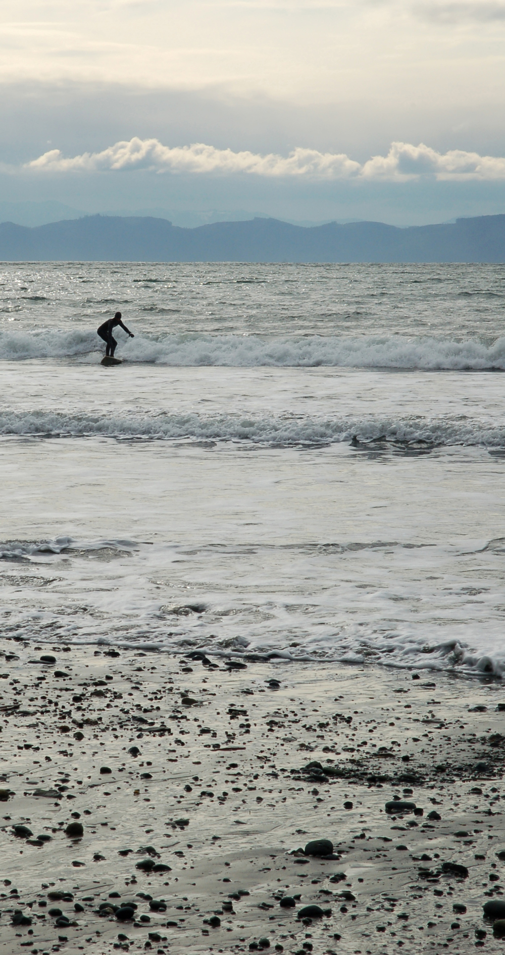 China Beach Surfer