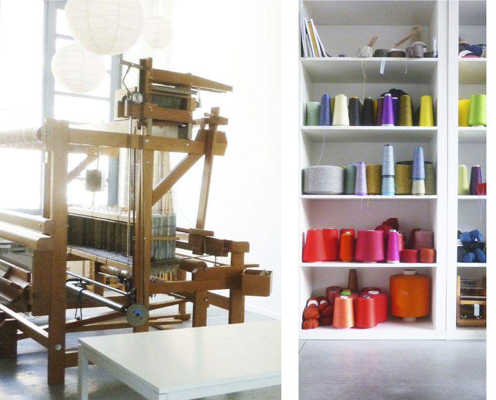 Studio de création No more twist2 © nomoretwist.jpg