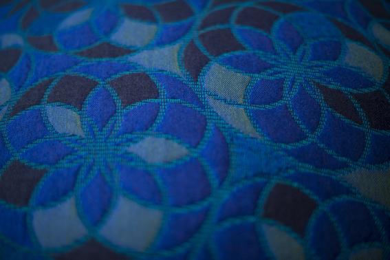 Modèle spires/bleu