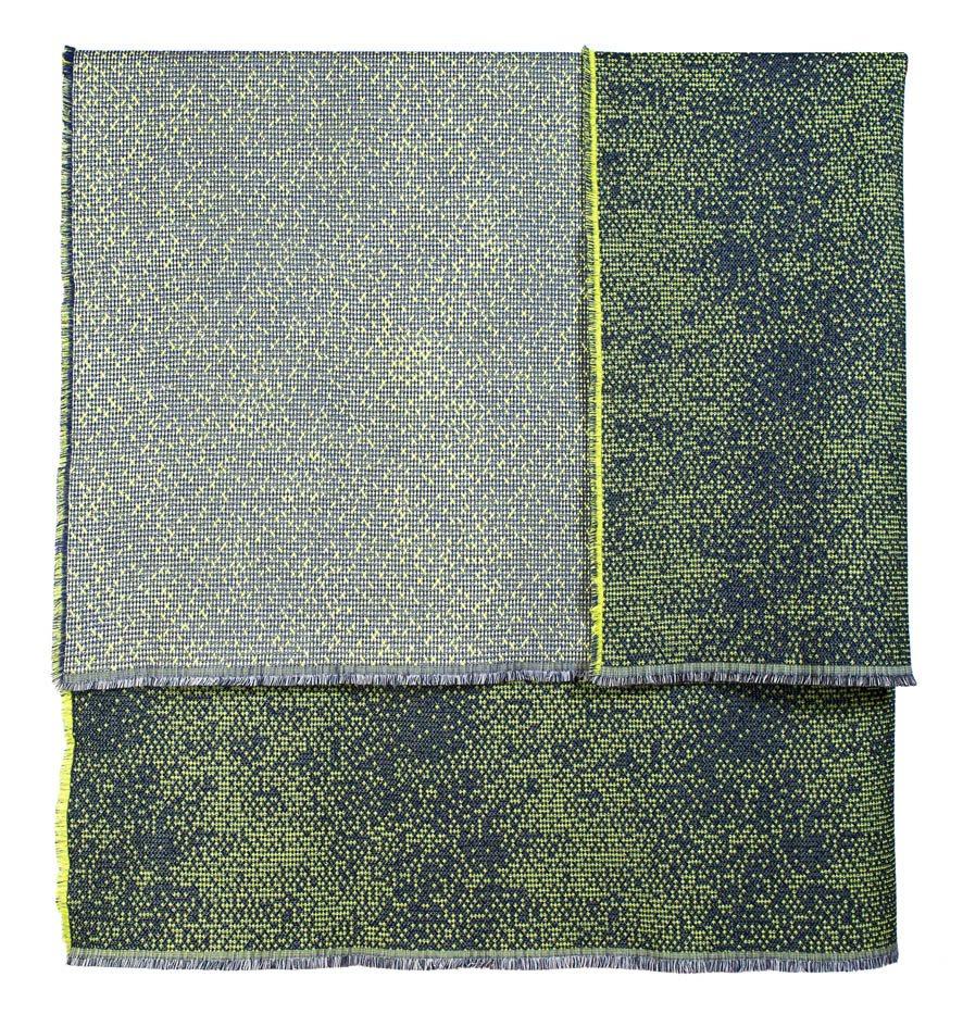 Silicium pastel & dark green