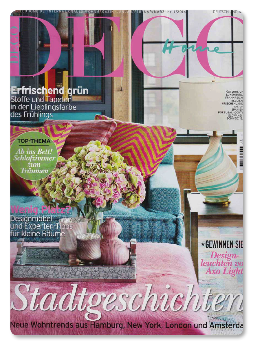 Déco Home Germany 01/2014