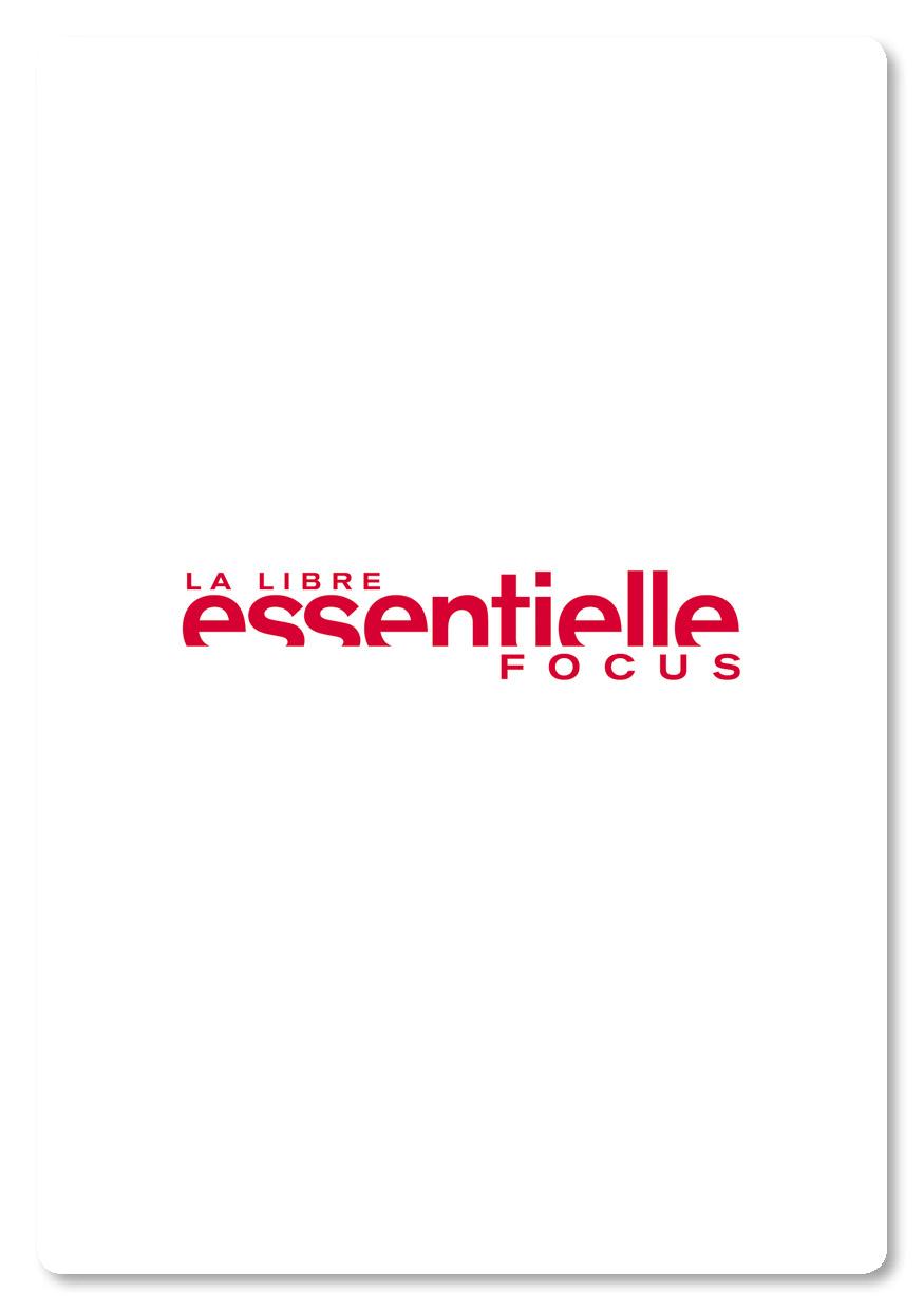 La Libre ESSENTIEL 09/2013