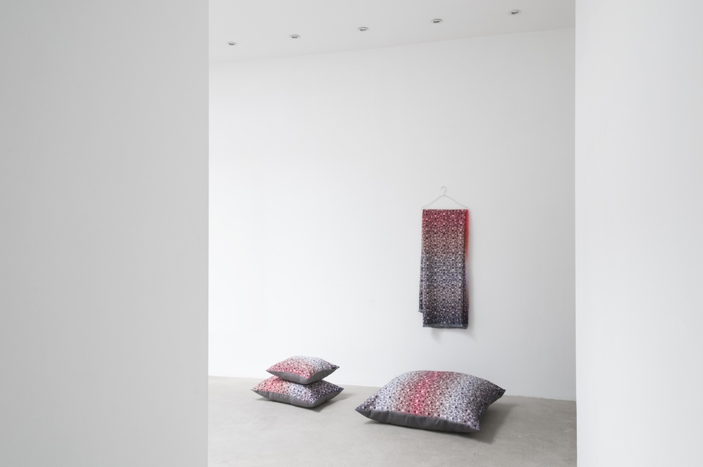NoMoreTwist- Collection Pinacoteca - motif cosmogony - gamme orangée© Nathalie Noël.jpg