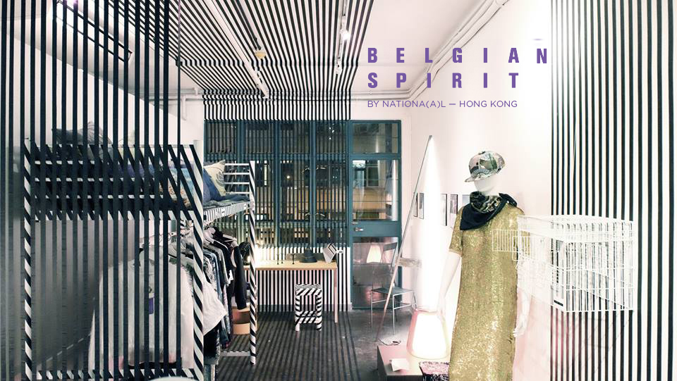 Belgian Spirit by Nationa(a)l Hong Kong