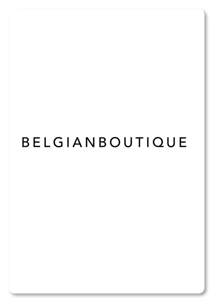 Belgian boutique 01/2016