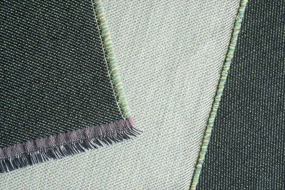 Difffraction green Scarf's finges