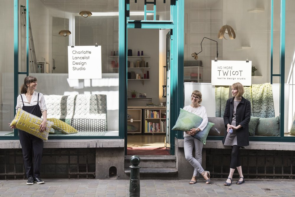 """Design september, ouverture du showroom """"coco lab"""" 09/2016"""