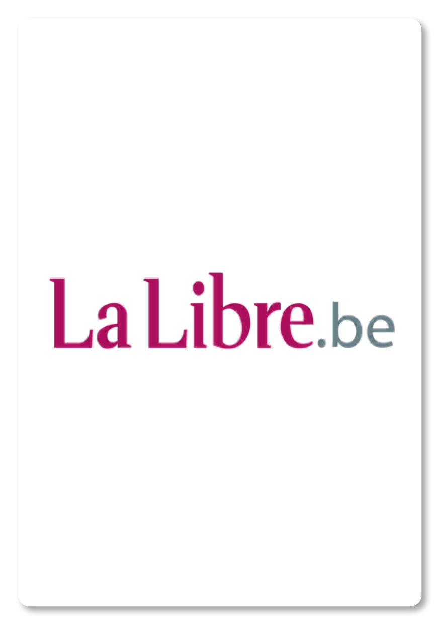 La Libre .be 02/2017