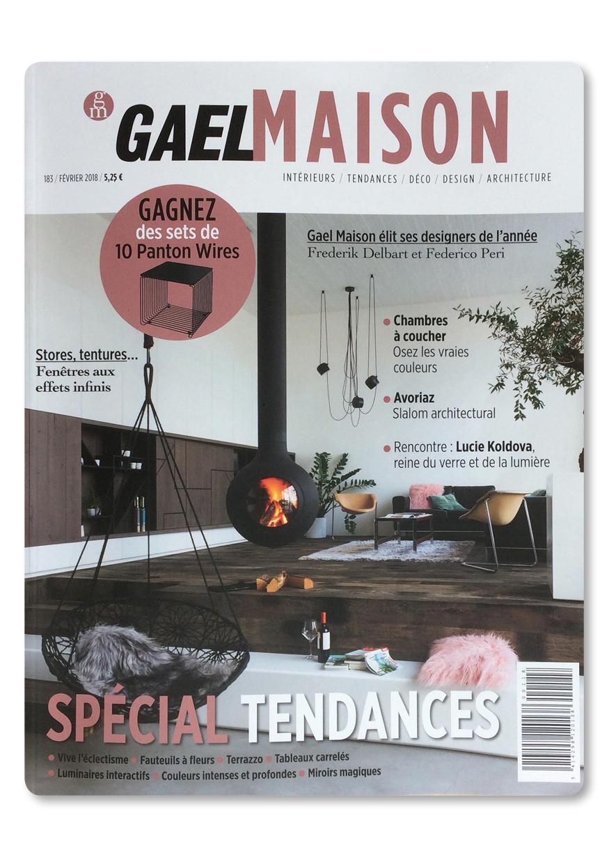 Gael Maison 02/2018