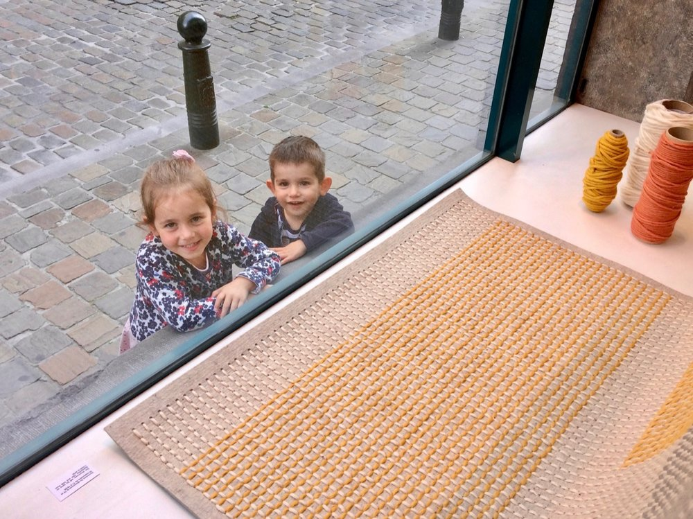 Design September 2018 - Open doors @ COCOlab Brussels with Charlotte Lancelot - 09/2018