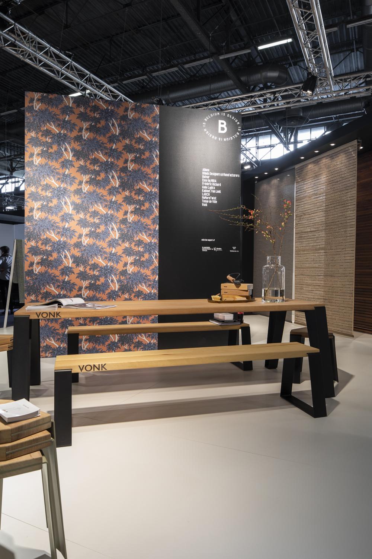 VONK- tenue de ville (c)  Marek_Swoboda_Fotografia @ M&0 jan.2019 -Stand Belgium is design