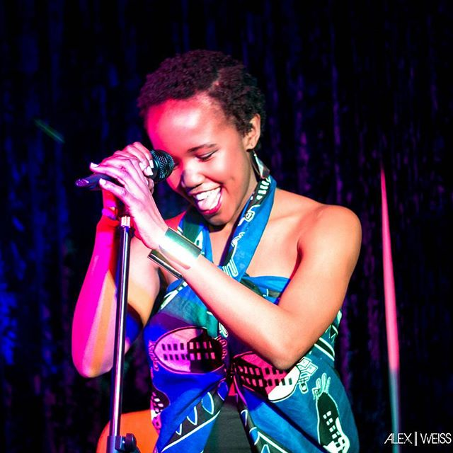 Phathiswa is one of 3 singers in our band. Come to our gig next week 2 November at the Waiting Room to experience her beautiful voice! Photo credit: Alex Weiss