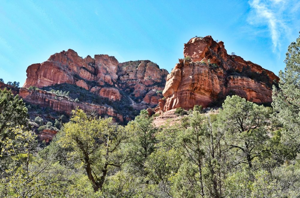 Hiking the Fay Canyon Trail
