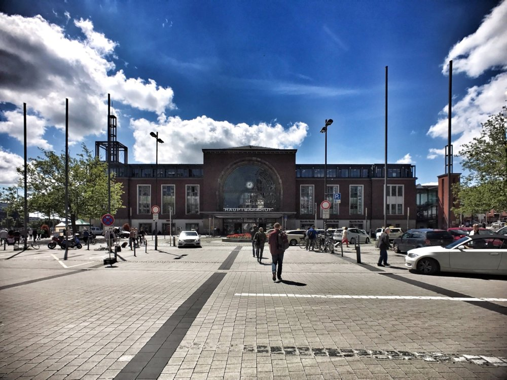 Kiel Hauptbahnhof (train station)