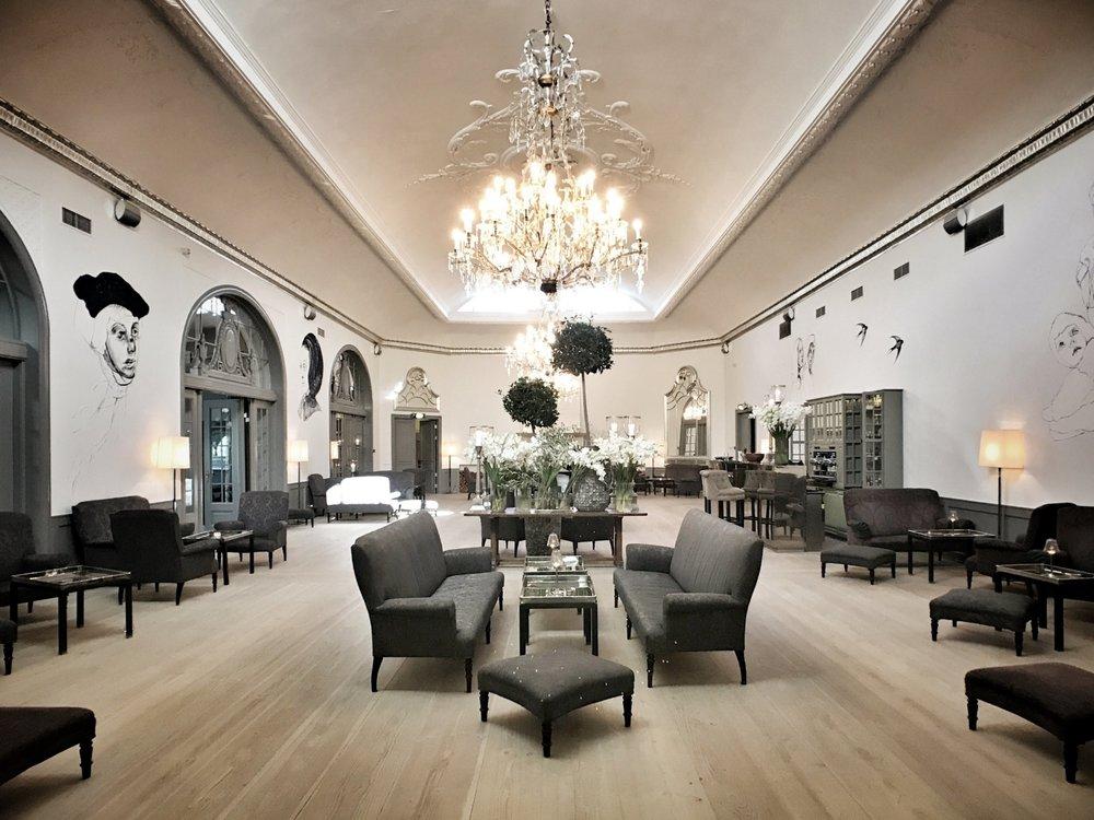 Hotel Nimb interior