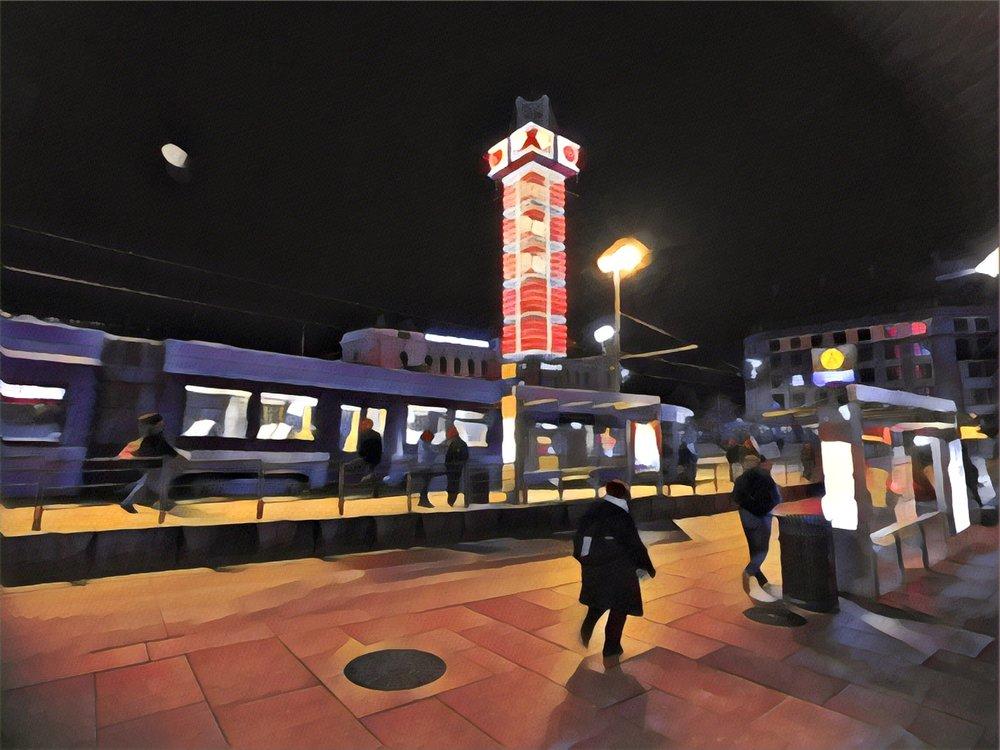 Oslo Sentralstasjon (Central Station)