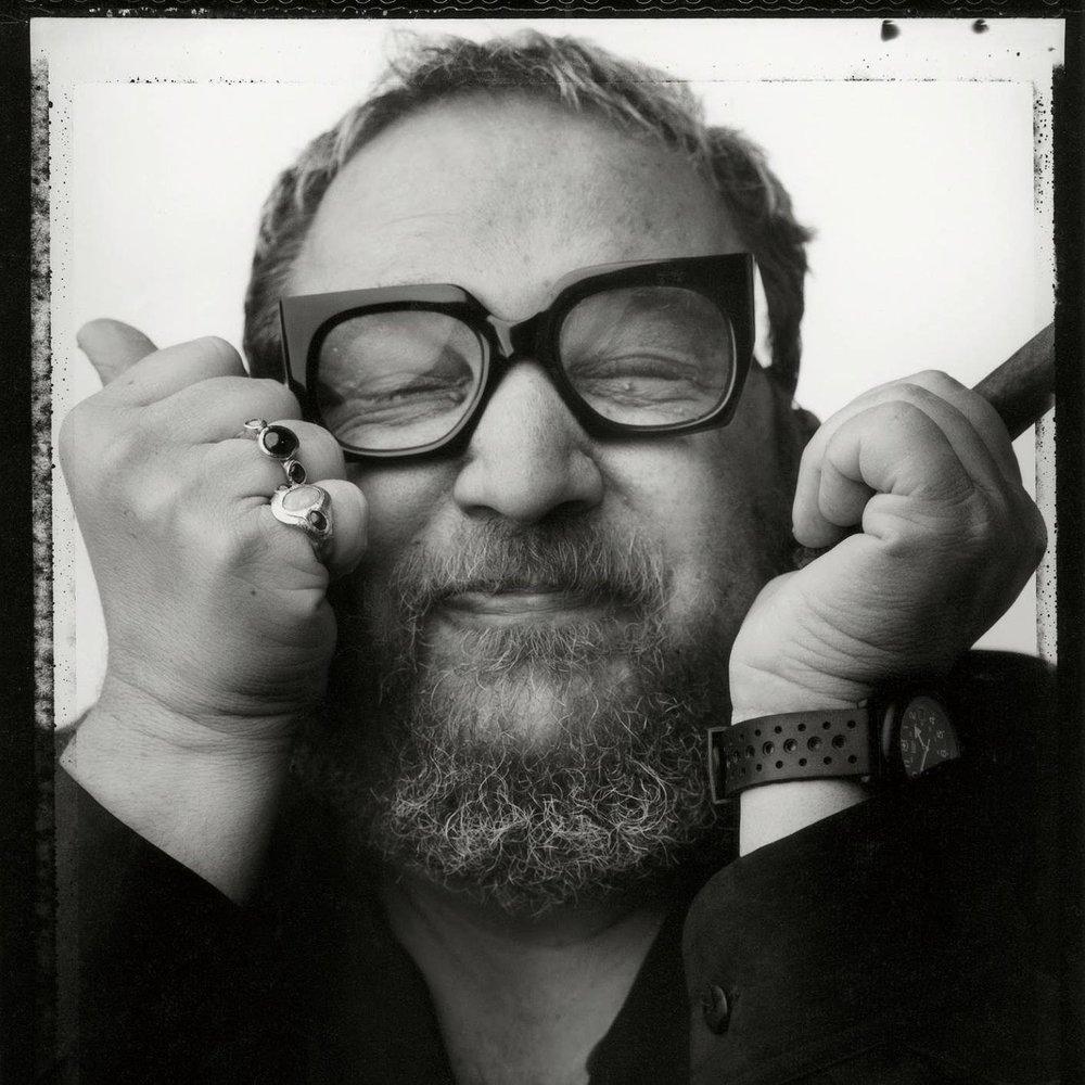 A Marc Hauser self portrait.