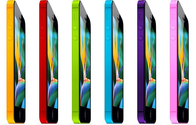 Cambio de estructura metálica de iPhone 5. 139 €