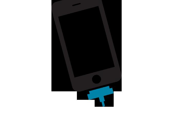 Cambiar puerto de carga de iPhone 3G en Sevilla