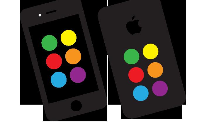 Cambiar color iPhone 4/4S en Sevilla