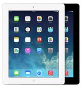 iPad 4 (retina, lightning), reparación de pantalla -69 €